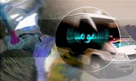 مسمومیت ۱۳۰ نفر در یک حسینیه در شهرکرد