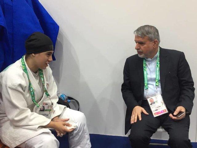 فدراسیون جودو: سایت کمیته ملی المپیک به توصیه صالحی امیری عمل نکرد