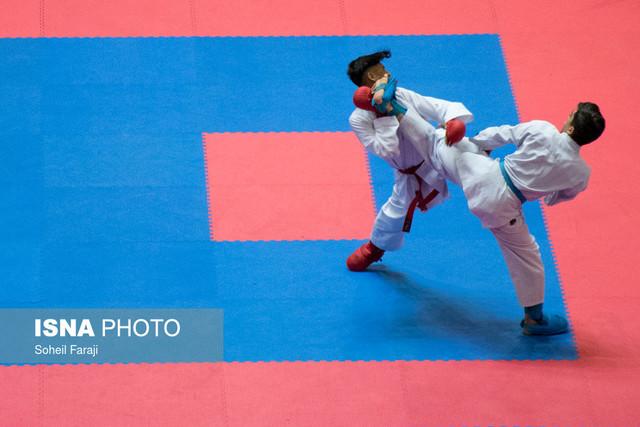 معرفی رقبای کاراتهکاهای ایران در قهرمانی جهان