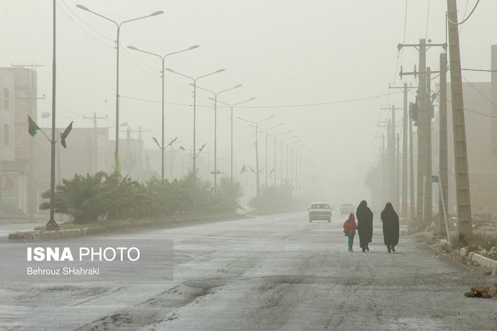 برگزاری نشست تخصصی برای ایجاد تاب آوری در برابر طوفان گرد و غبار در تهران
