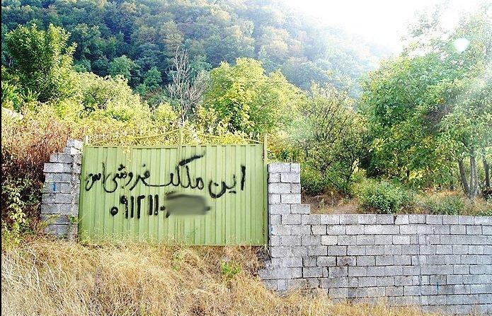 زمینخواران مازندران را درسته میبلعند!