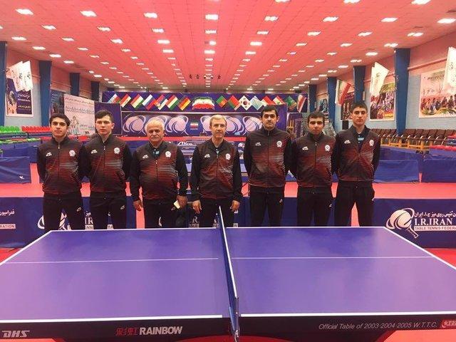 واکنش رییس فدراسیون تنیس روی میز به عملکرد ایران در قهرمانی جوانان جهان