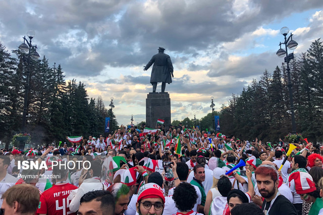 جام جهانی ۲۰۱۸ گردشگران روسیه را ۱۵ درصد بیشتر کرد
