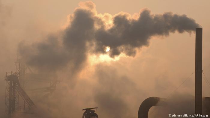 رکورد بالای تولید کربن در ۲۰۱۸