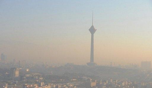 توصیه وزارت بهداشت به دنبال افزایش غلظت آلایندههای هوای تهران