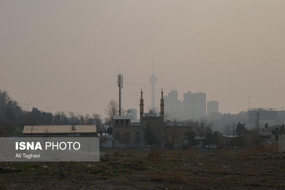 انتقاد محیط زیست تهران از حذف سهم محیط زیست از عوارض آلایندگی