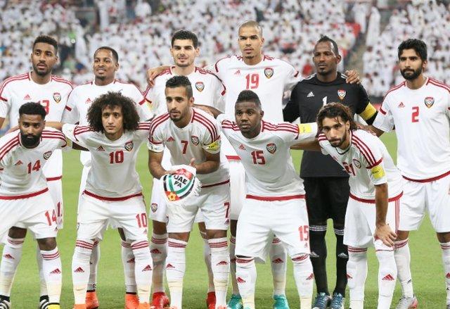 امارات ۲- هند صفر؛ میزبان صدرنشین شد