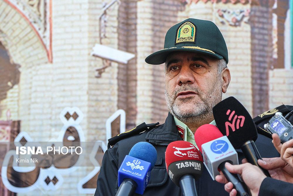 آغاز عملیات گسترده پلیس برای جمعآوری معتادان متجاهر و پاکسازی مناطق