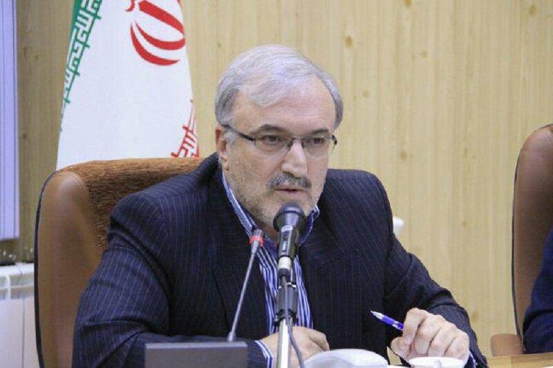 پیام تبریک وزیر بهداشت به مناسبت فرا رسیدن ۲۲ بهمن