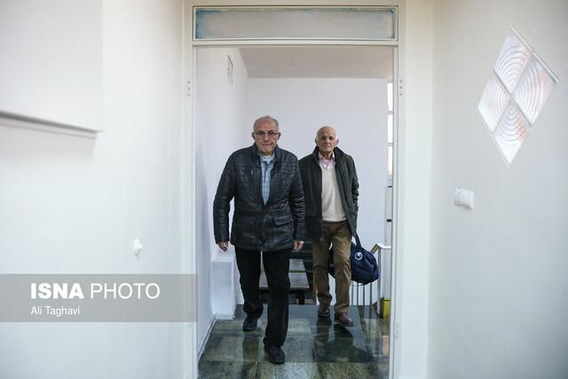 خاطرهبازی با ۲ قهرمان و همدوره غلامرضا تختی+ فبلم