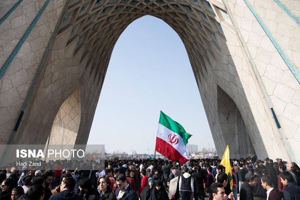برقراری انضباط شهری راهپیمایی ۲۲ بهمن در پایتخت با ۵۰۰ نیروی شهربان