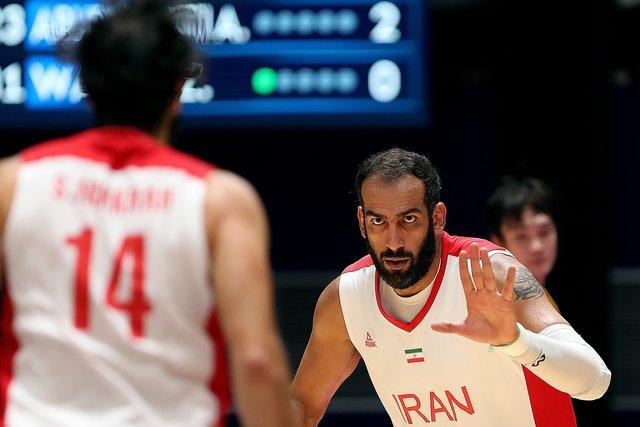 اعلام فهرست تیم ملی بسکتبال/ حامد حدادی دعوت شد