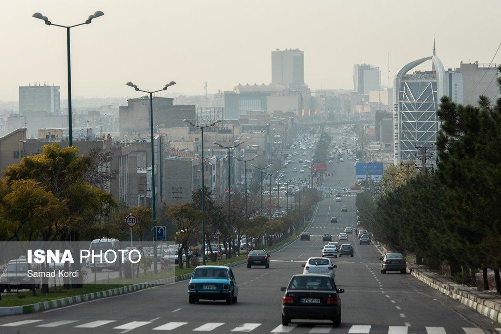 تداوم هوای ناسالم برای گروههای حساس در پایتخت