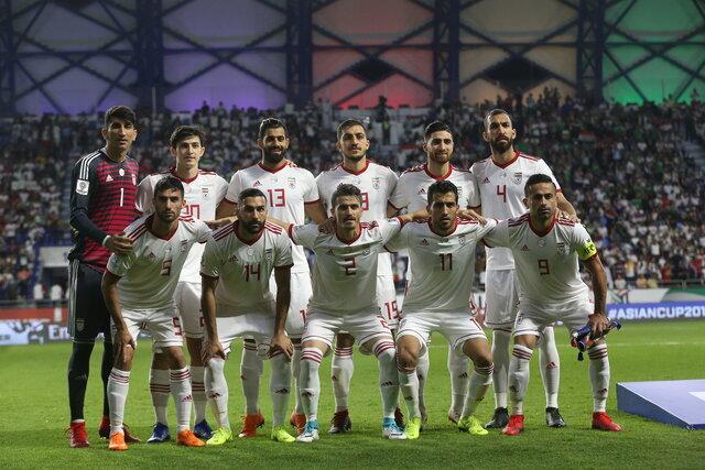 ایران در سید نخست انتخابی جام جهانی قطر در آسیا