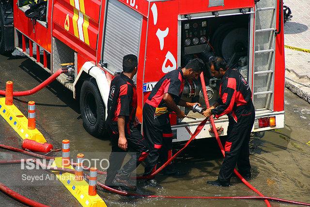 فرایند برگزاری آزمون استخدامی مشاغل آتشنشانی ابلاغ شد