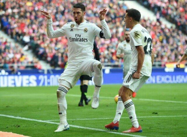 پیروزی رئال در داربی مادرید با تصمیمات جنجالی داور
