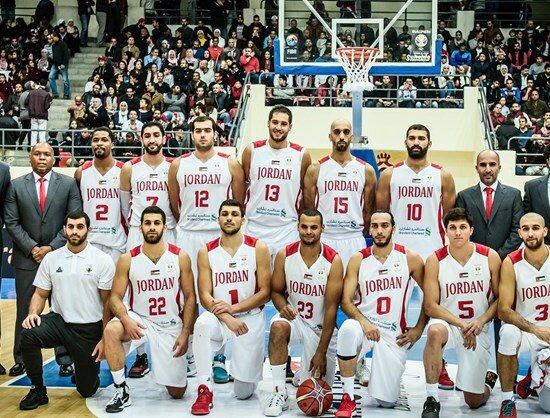 تیم ملی بسکتبال اردن وارد ایران شد