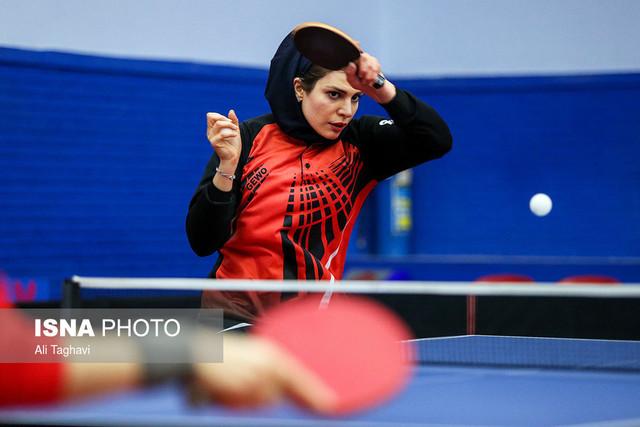 از تهران تا ترابزون با دختر پینگپنگ ایران/ شهسواری: لژیونر شدن شروع یک فصل تازه است