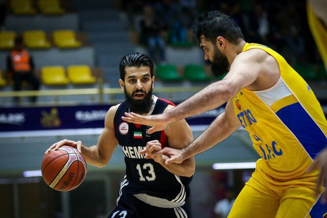 پیشتازی ایرانیها در بسکتبال باشگاههای غرب آسیا