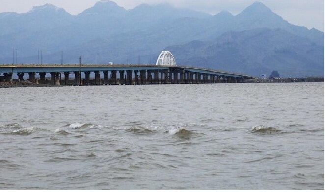 برقراری امکان استفاده از قایق بین جزایر دریاچه ارومیه