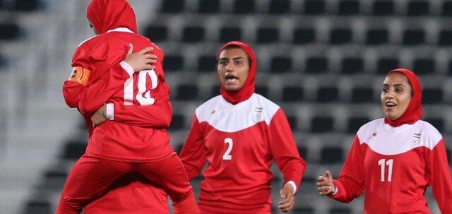 کویت به دنبال بازی تدارکاتی با تیم ملی فوتسال بانوان ایران