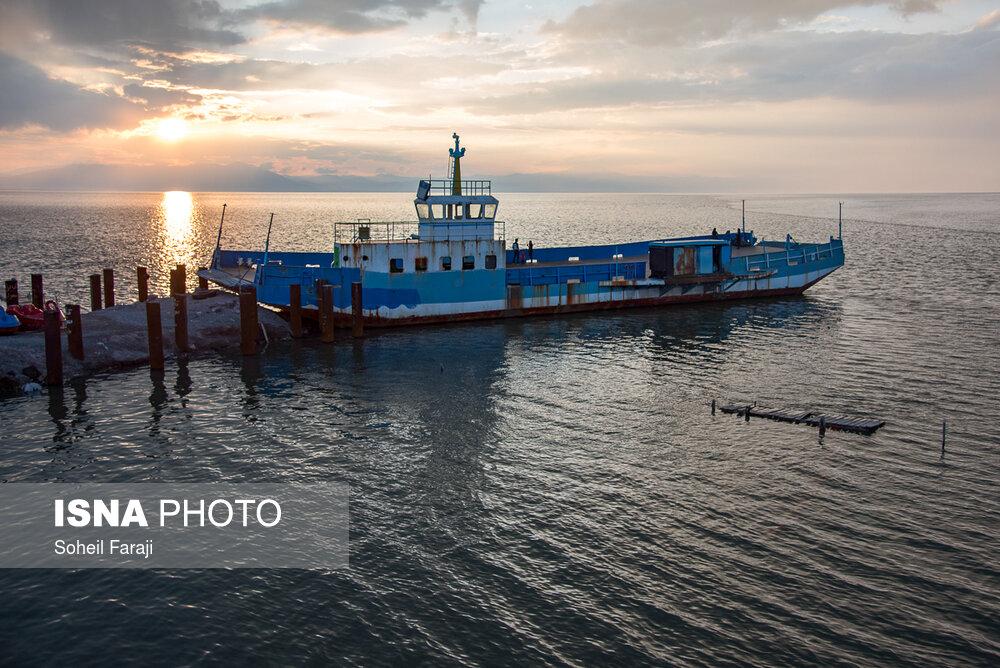 افزایش وسعت ۱۲۴۲ کیلومتری دریاچه ارومیه در سال آبی جاری