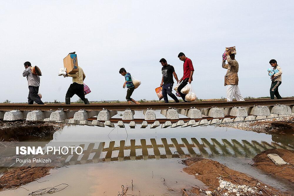 مسیر راه آهن اهواز – اندیمشگ