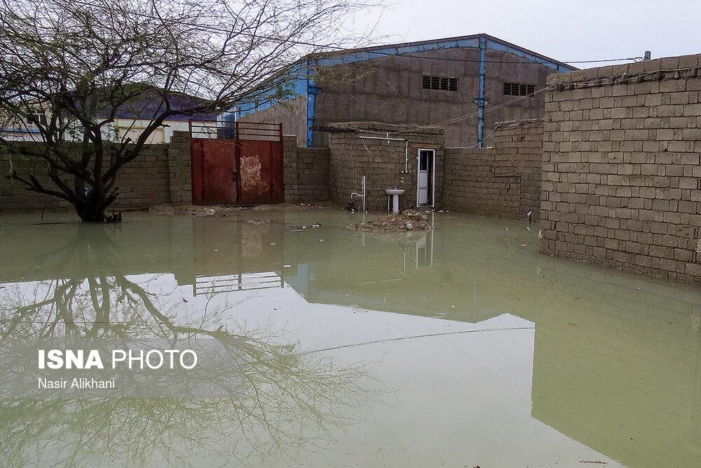 خسارت دیدگان بارندگی هرمزگان به فرمانداری ها مراجعه کنند