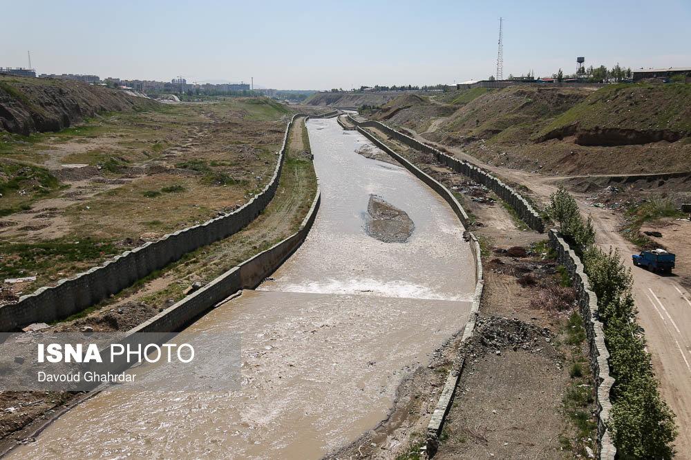 """با """"رود درههای"""" تهران چه کردیم؟"""