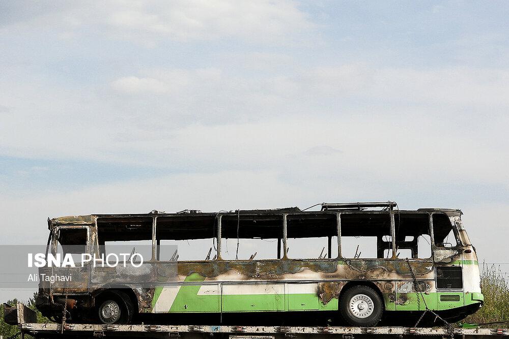 هشدار پلیس درمورد بکارگیری اتوبوسهای فرسوده به عنوان سرویس کارخانجات و مدارس