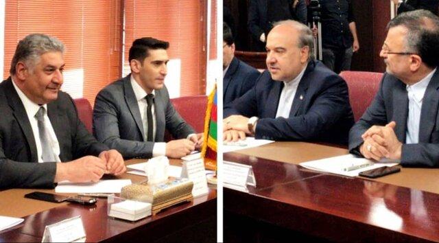 سلطانیفر: پیشنهاد برگزاری نمایشگاه تجهیزات ورزشی تولید ایران در باکو را دادیم