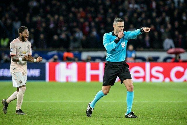 اسکومینا داور فینال لیگ قهرمانان اروپا شد