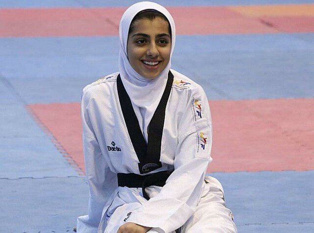 کولاک مهلا مومن زاده در منچستر / طلای جهان در انتظار نابغه تکواندو ایران