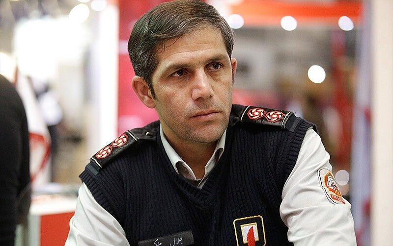 ساخت یک ایستگاه جدید آتش نشانی در شمال تهران