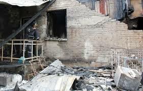 ۶ کشته در آتشسوزی کلینیک روانپزشکی در اوکراین