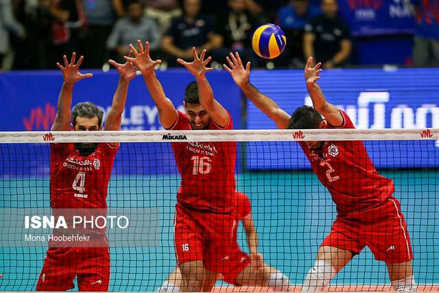 گزارش زنده لیگ ملتهای والیبال/ ایران یک – کانادا صفر