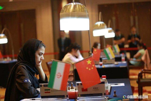 شکست خادم الشریعه در دور سوم مسابقات آزاد شطرنج چین/ کاهش ۱۴ واحدی ریتینگ در سه دور