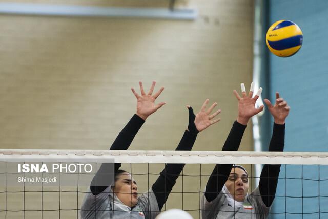 بانوان والیبالیست ایران وارد سئول شدند