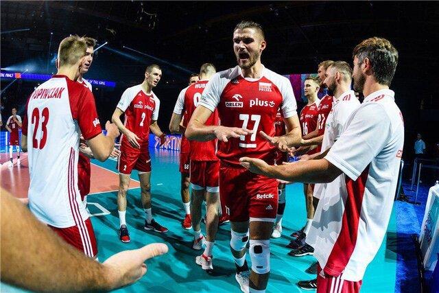 کاپیتان تیم ملی والیبال لهستان بعد از شکست برزیل چه گفت؟