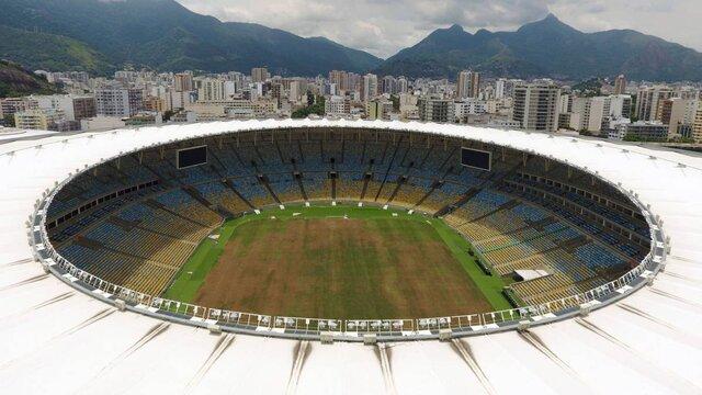۱۱.۰۰۰.۰۰۰.۰۰۰ یورو هزینه برای ورزشگاههای خالی/ آوارهای جام جهانی فوتبال