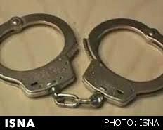 دستگیری ۴مرد و یک زن در خانه متروکه فرحزاد