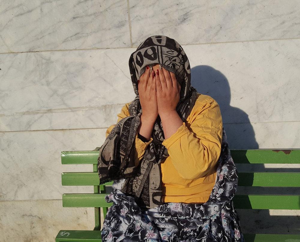 دستگیری سارق وسایل کادر درمان و بیماران در مرکز تهران