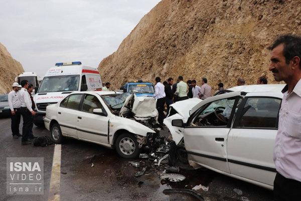 کاهش ۹۵ درصدی حوادث ترافیکی با ایمنسازی راههای مواصلاتی