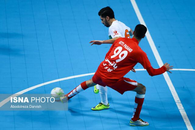 جام باشگاههای فوتسال آسیا/ شکست مس مقابل ناگویا و صعود به عنوان تیم دوم