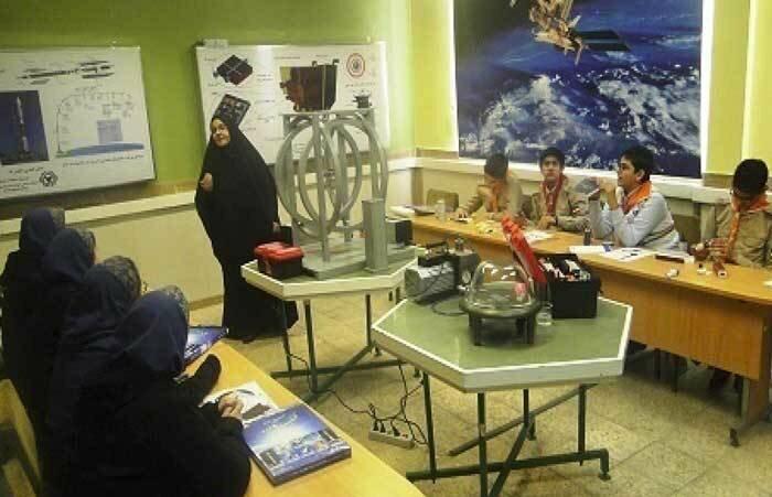 آزمایشگاههای فضایی مدارس توسعه مییابد