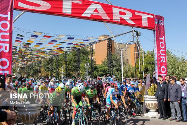 کاهش جوایز ارزی تور دوچرخه سواری ایران – آذربایجان/ میزبان بدون تیم ماند