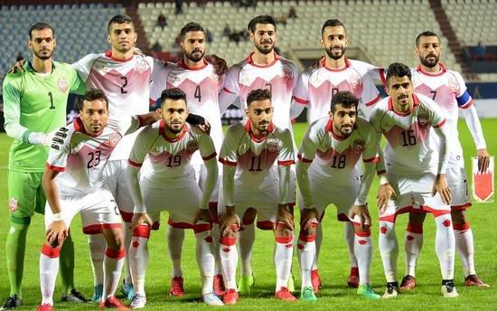 پیروزی بحرین و صدرنشینی در گروه ایران