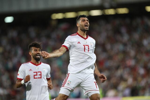 طارمی: میخواهیم نتایج خوبمان را در بازی با بحرین ادامه دهیم/ سبک بازی ما هجومیتر شده است