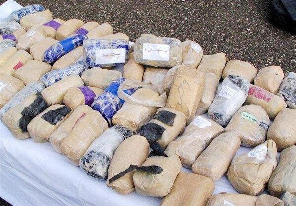 کشف بیش از ۱۱ تن مواد مخدر ظرف یک هفته در کشور /دستگیری ۳۰۰۰ متهم