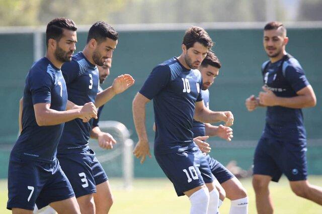 ترکیب تیم ملی برای دیدار برابر هنگ کنگ مشخص شد